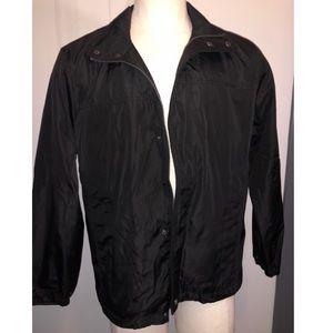 EUC calvin klein water proof shell jacket